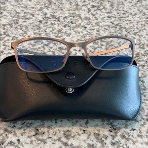 DIFF blue light non prescription glasses 👓